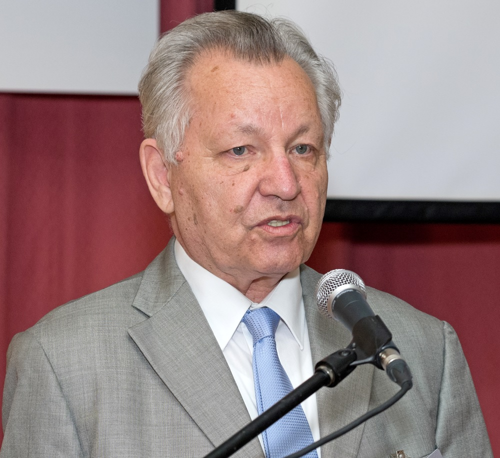 Chairman of the International Program Committee – Academician of the Russian Academy of Sciences Vladimir G. Peshekhonov